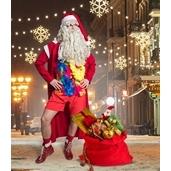 Kalėdų senelio nuotykiai