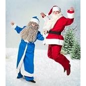 Kalėdų senelis ir Santa Klausas