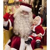 Kalėdų senelio vizitas